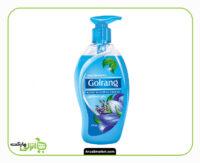مایع دستشویی آبی گلرنگ