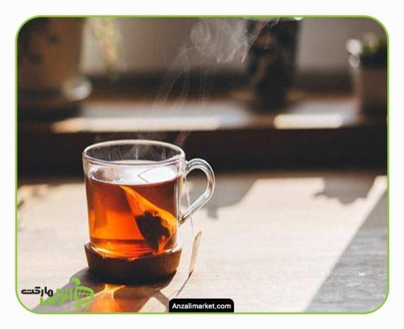 چای سیاه کیسه ای گلستان مدل ارل گری معطر
