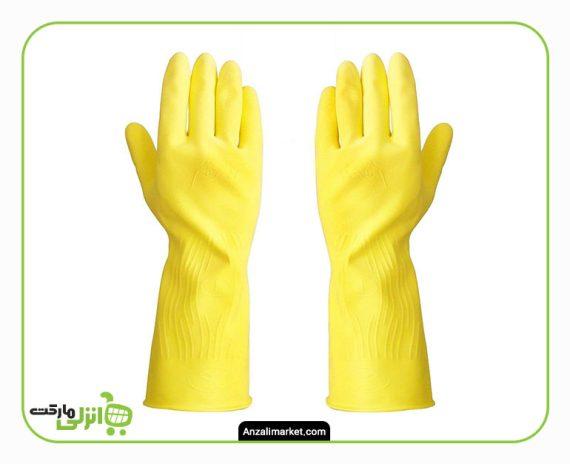 دستکش آشپزخانه رزمریم سایز مدیوم