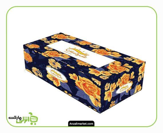 دستمال کاغذی 300 برگ شیدسان