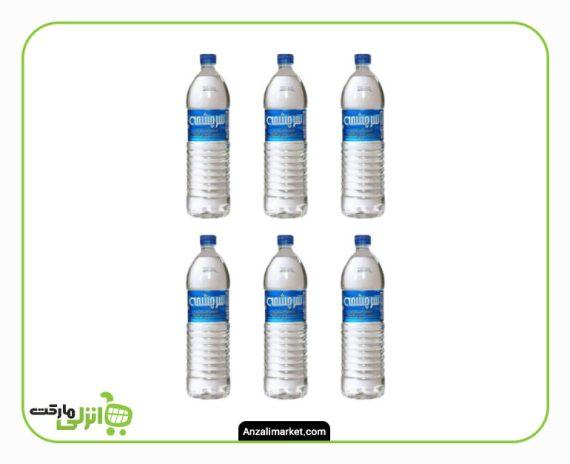 آب معدنی سرچشمه باکس 6 عددی