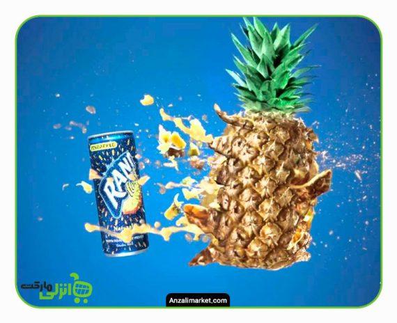 نوشیدنی آناناس رانی