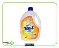 مایع ظرفشویی تست با رایحه لیمو