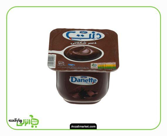 دسر شکلاتی دنت