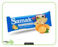 ویفر پرتقالی سامک