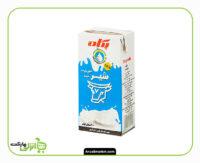 شیر نیم چرب پگاه پاکتی - 200 سی سی