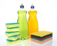 مایع ظرفشویی و پاک کننده ظروف