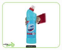 مایع سفیدکننده غلیظ سطوح دامستوس آبی