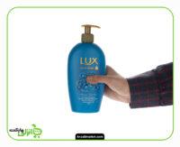 مایع دستشویی لوکس رایحه نیلوفرآبی و ترنج