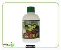 محلول ضدعفونی کننده میوه و سبزیجات من