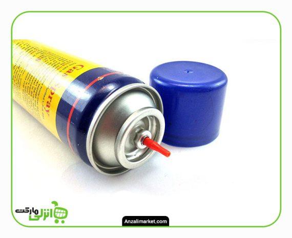 کپسول گاز فندک فایر