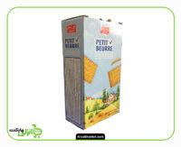 بیسکویت پتی بور شیرین عسل جعبه ای