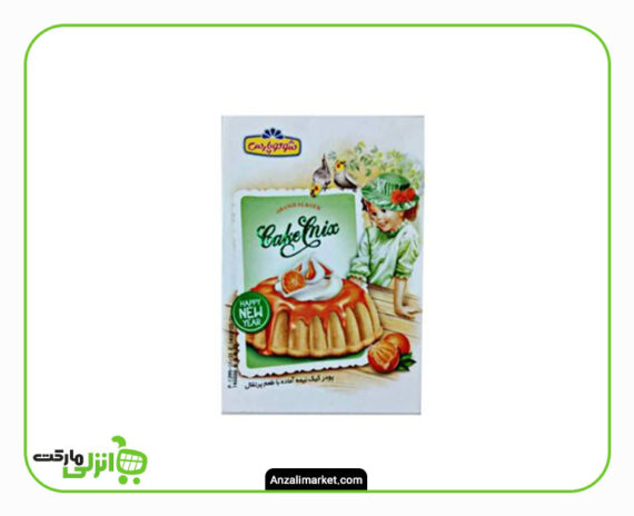 پودر کیک پرتقالی شوکوپارس