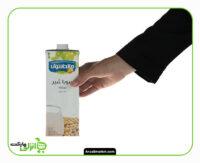 سویا شیر ساده مانداسوی