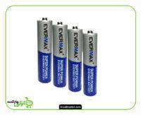 باتری نیم قلم اورمکس چهارعددی