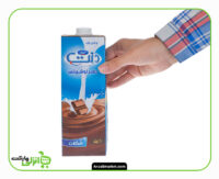 دسر نوشیدنی شکلات دنت