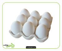 تخم مرغ بسته بندی 9 عددی