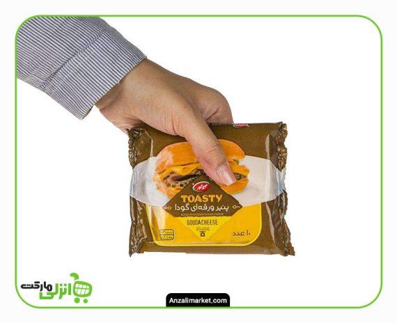 پنیر ورقه ای گودا کاله