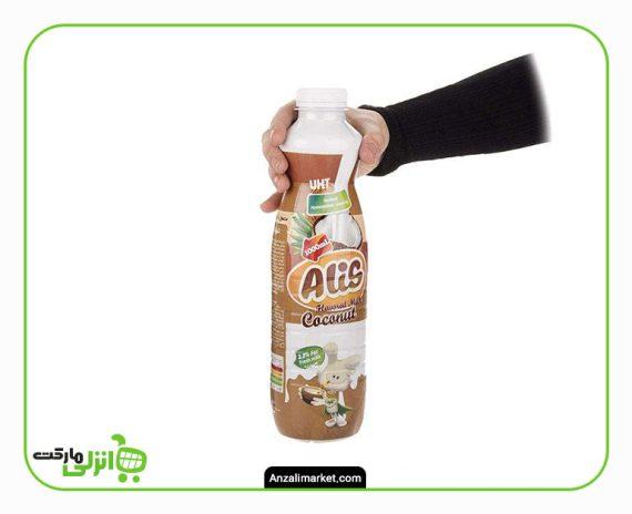 شیر نارگیل عالیس 1لیتر