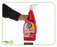 اسپری تمیز کننده سطوح سیف قرمز