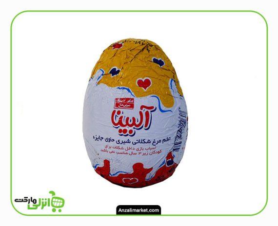 تخم مرغ شانسی شیرین عسل
