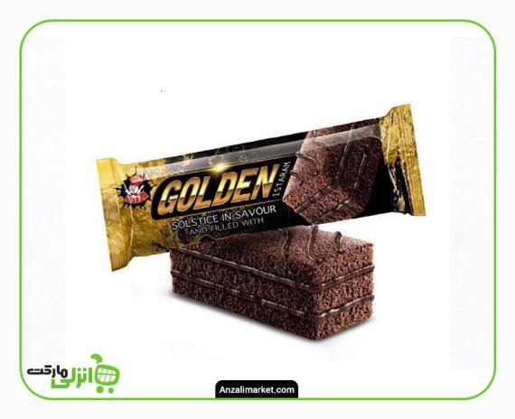 کیک کاکائویی گلدن ایسترم