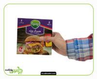 همبرگر ویژه 80 درصد منجمد پمینا – 400 گرم