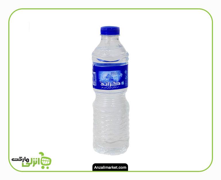 آب معدنی گراندسو تک نفره