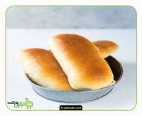 نان باگت متوسط- بسته 5 عددی