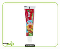 خمیر دندان ژل کودک پونه با طعم توت فرنگی - 50 گرم