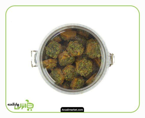 سوهان لقمه ای جعبه فلزی - 420 گرم