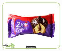 کیک دوقلو وانیل کاکائو ایسترم - 60 گرم