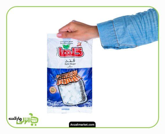 قند بسته بندی گلها - 450 گرم