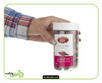 غنچه گل محمدی گلستان - 40 گرم