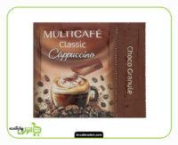 پودر قهوه فوری مخلوط کلاسیک مولتی کافه - 18 گرم