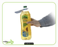 روغن مایع آفتابگردان ویتامینه اویلا مخصوص پخت و پز - 1350 لیتر