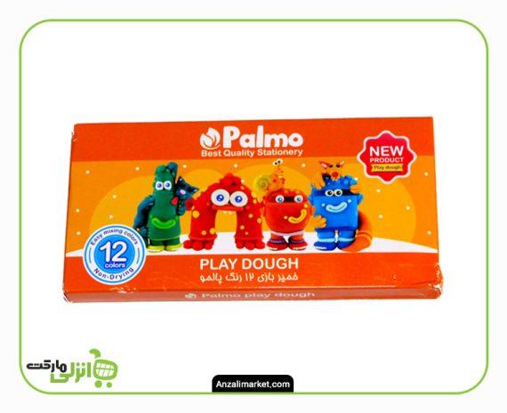 خمیر بازی پالمو - 12 رنگ