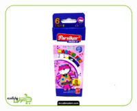 ماژیک رنگآمیزی پارسیکار - 6 رنگ