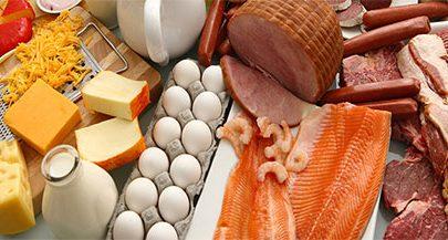 پروتئینی و لبنیات