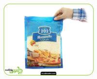 پنیر پیتزا موزارلا 202 - 500 گرم