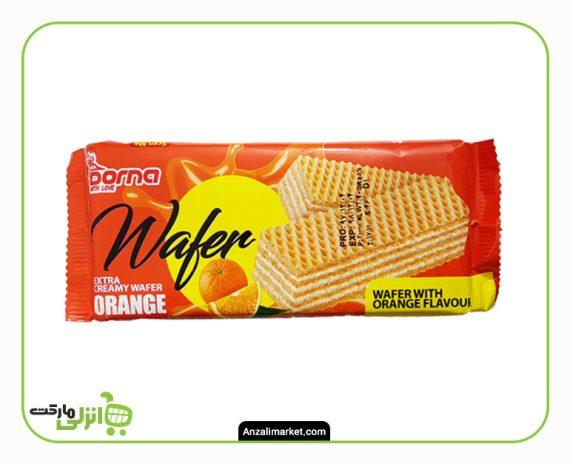 ویفر پرتقالی درنا - 95 گرم