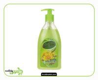 مایع دستشویی گل سنگ سبز - 400 گرم
