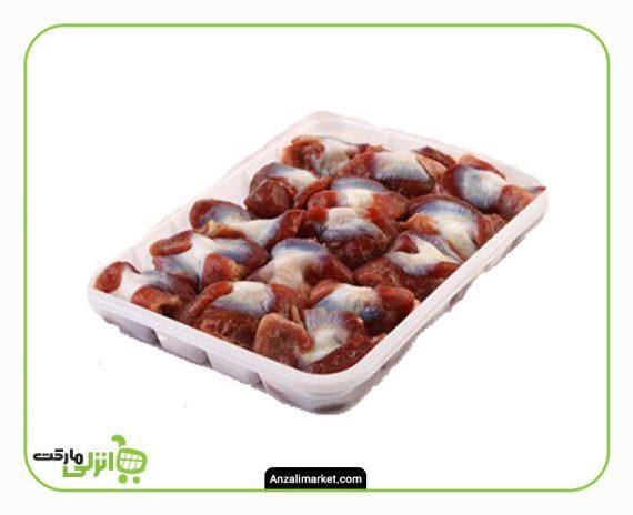 سنگدان مرغ منجمد گوشتین - 400 گرم