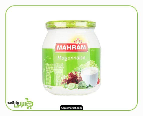 سس مایونز مهرام - 630 گرم