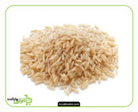 برنج صدری قهوه ای - 5 کیلو