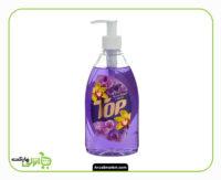 مایع دستشویی تاپ بنفش - 500 گرم