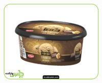 بستنی تیرامیسو با قهوه