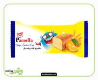 کیک پرتقالی پاملا - 110 گرم