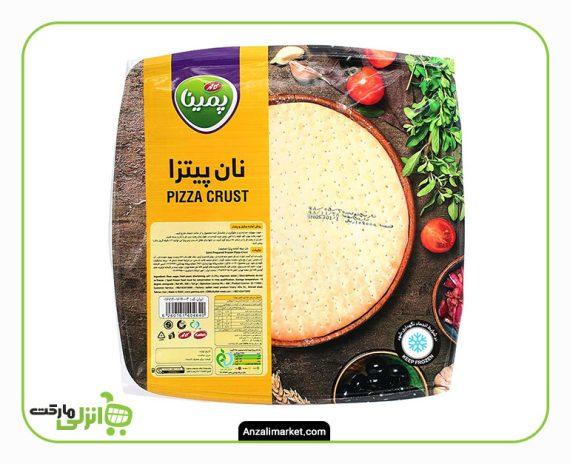 نان پیتزا سفید کاله ظرفی - 500 گرم