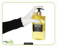 مایع دستشویی راپیدو با رایحه افوریا - 500 گرم
